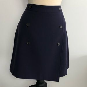 Banana Republic Navy style skirt
